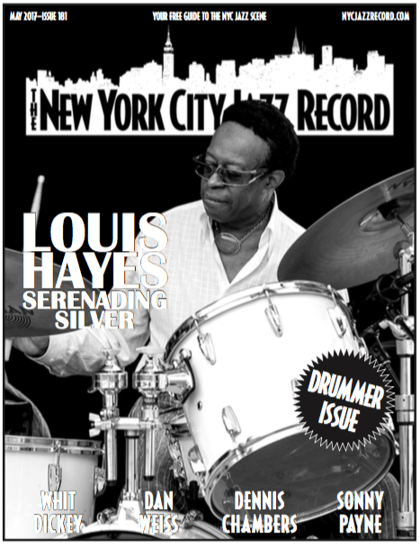 Louis Hayes, Serenading Silver - By Russ Musto, New York City Jazz Record