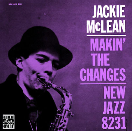Jackie McLean, Makin' The Changes with Louis Hayes