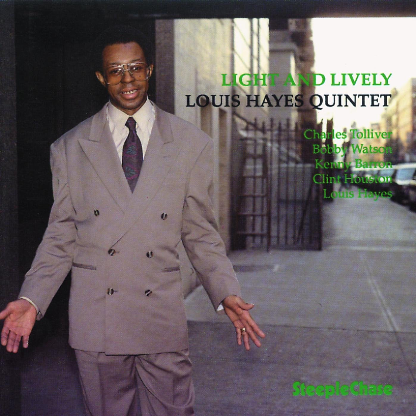 Louis Hayes - Light and Lively